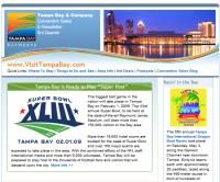 Tampa Bay Conventions: newsletter image