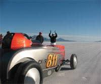 Bonneville Salt Flats Speed Week