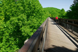 Great Allegheny Passage High Bridge