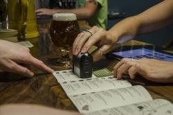 Stamping the Eugene Ale Trail Passport