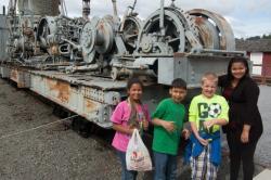 Mt. Rainier Scenic Railroad Museum