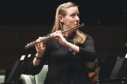 Oregon Bach Festival Musician by OBF