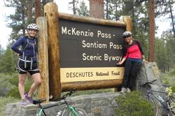 McKenize Pass Scenic Bikeway