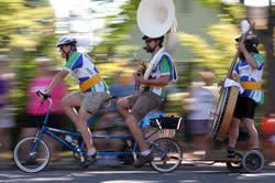 Bike Friday by Beau Owens