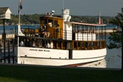 Judge Ben Wiles Cruise Boaton Skaneateles Lake