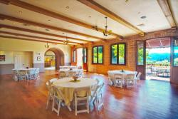 Silvan Ridge Winery Banquet Room