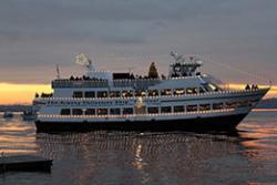 Argosy Cruise Christmas Ships Puget Sound