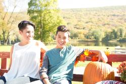 Fall Hayrides in the Pocono Mountains