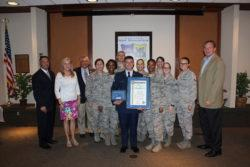 RAFB Airmen getting honored
