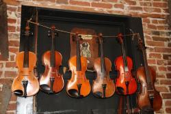 Violins at Driftwood Music