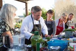 Garden to Fork Cooking Class