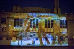Colleen Plumb Thirty Times A Minute Outdoor Projections
