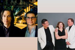 Off the Hook Arts SummerFest 2018: Become Giant --- Triptych Meets Miami String Quartet in Concert
