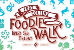 Fort Collins Foodie Walk
