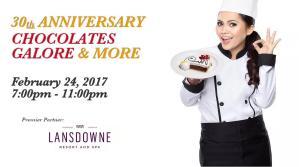 30th Chocolates