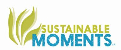 Sustainable Moments hortizonal logo TM