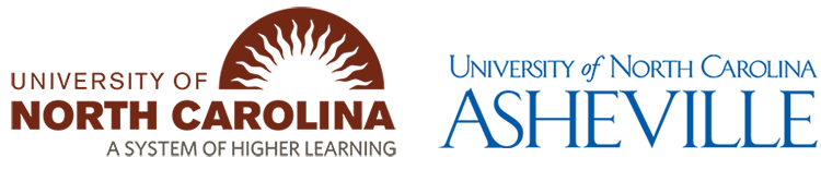 UNC System Advancement Symposium logos