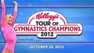 Tour of Gymnastics Champions 2012