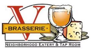 Brasserie V logo