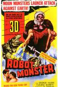 The best 3D film featuring a guy in a gorilla suit and diving helmet - ever!