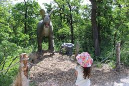 Dinosaurs Alive at Assiniboine Park Zoo