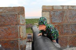 Cannons are fun!
