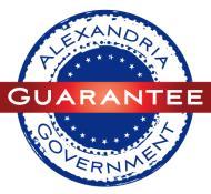Government Guarantee Logo