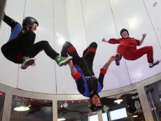 Working at Seattle Southside Blog iFLY Indoor Skydiving
