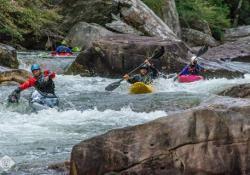 North Chickamauga Creek Kayaking