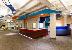 TechTown interior