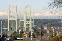 Tacoma Narrows Bridges 2008