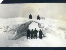 Fort Ontario Ice Cave