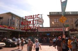 3-Day Weekend Itinerary for Visitors to Seattle Southside Pike Place Market