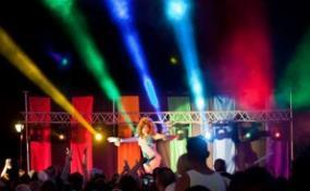 Drag at Pride Fest