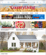 2017 Summer Marketing Campaign -  Online - CountryLiving.com - Pocono Raceway