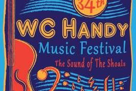 Annual W.C. Handy Music Festival