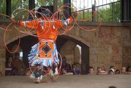 Oka Kapassa - Return to Cold Water Native American Indian Festival