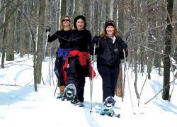 Seven Springs Snowshoe Tours in Laurel Highlands
