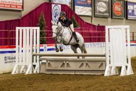Equestrian events at Royal Manitoba Winter Fair in Brandon