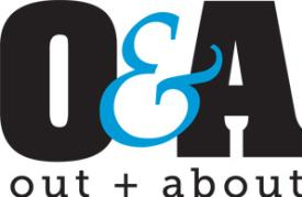 Out & About Logo