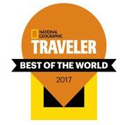 Anchorage selected as 2017 Best of the World Destination.