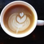Milk & Honey Coffee at Community Pie
