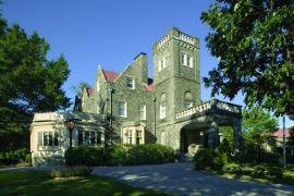 University & Whist Club Exterior