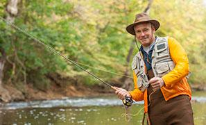 FLy-Fishing in Cumberland Valley PA