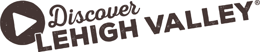 Discover Lehigh Valley Logo Brown