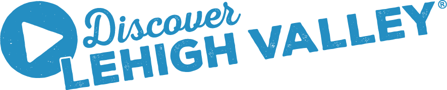 Discover Lehigh Valley Logo Blue