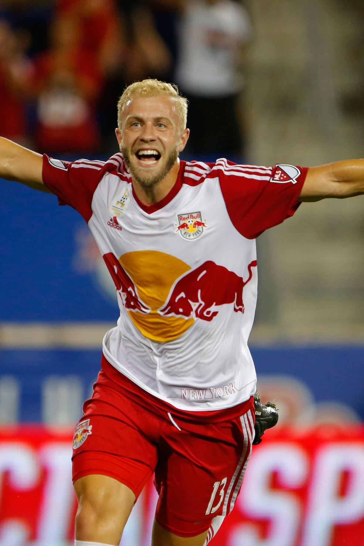 Daniel Royer- Red Bulls