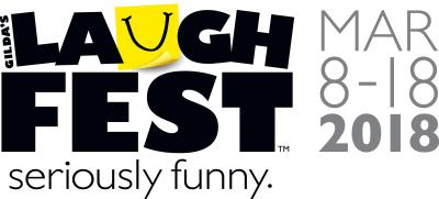 LaughFest 2018 Logo