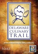Delaware Culinary Trail Sticker