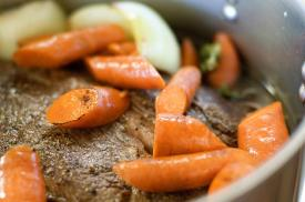Slow Roasted Pot Roast